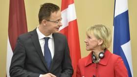 Hungary's FM blasts Sweden's 'arrogant' claim that Budapest endangers EU unity