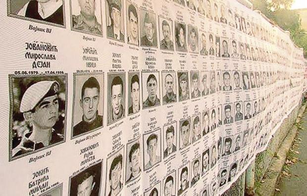 kosovo nestali i nastradali srbi